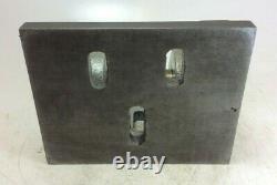 Plaque D'angle Incliné Réglable Lourde 0-90° 9 X 7 Table 63/4 Hauteur