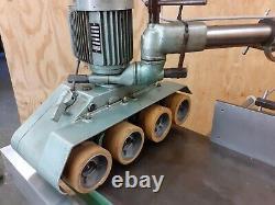 Rondelle Molder Guilliet Heavy Duty Table Étendue Usagé Machine De Travail Du Bois