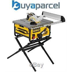 Scie Circulaire À Table Dewalt Dw745 Ultra-résistante Avec Support Pour Pied De7450 240v