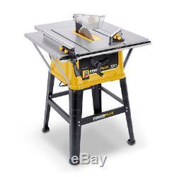 Scie Circulaire À Table Powerplus 1500 Watt, 254 MM 10