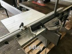 Sip 01332 10inch Tableau Heavy Duty Scie C / W Coulissante Carridge