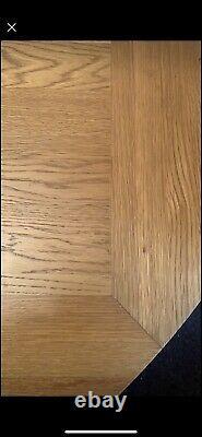 Solid Oak Heavy Duty Table À Manger De Qualité & 6 Chaises York North Yorkshire