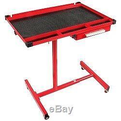 Sunex Tools 8019 Table De Travail Ajustable Et Robuste Avec Tiroir