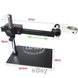 Support De Table De Flèche Robuste Pour Bras Long Pour Microscope Stéréoscopique Binoculaire Trinocular