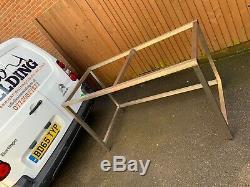 Sur Mesure Inoxydable Table De Travail En Acier / Atelier De Table Industriel / Heavy Duty Garage-