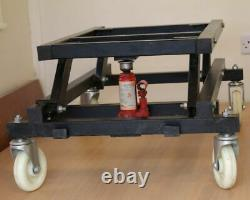 Table De Billard Hydraulique Chariot Lourd Jack Handle Lifter / Mover