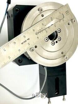 Table De Commande Numérique Par Ordinateur 4 Axes Cnc Precision Stage De Parker