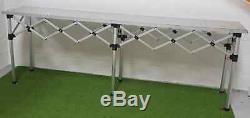 Table De Commerce Professionnelle De Tente MCD 3m, Robuste, Haut De Gamme, En Aluminium