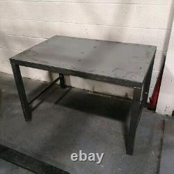 Table De Soudage 1200x600mm Travail D'emballage Lourd
