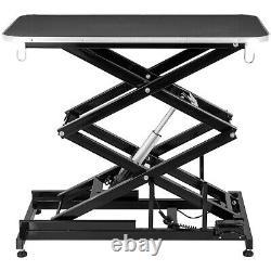 Table De Toilettage Électrique Réglable Table Électrique De Toilettage De Chien Grand Portable