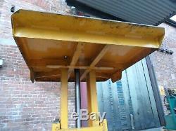 Table Élévatrice Hydraulique. Kaiser Kraft Heavy Duty Hydraulique Table Élévatrice