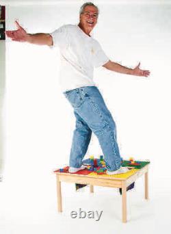 Table Lego Compatible Avec Le Modèle En Bois De Rangement-32x32-heavy Duty-new-made Aux Etats-unis