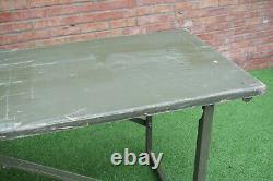Table Pliante En Bois De Grande Taille Pour L'industrie Militaire