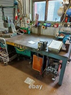 Tableau De La Fabrication Des Soudures Lourdes