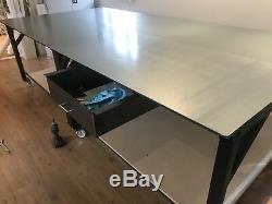 Tiroir En Acier Résistant 1500mm X 1500 X 900mm De Table De Fabrication D'atelier Plus
