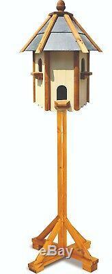 Tom Chambers En Bois Superbe Ripley Pigeonnier Avec Slate Roof