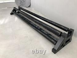 Top De Table De Tissu Support De Rouleau / Distributeur Lourd De 1500mm Taille De Rouleau