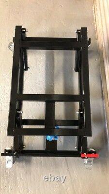 Trolley De Table De Piscine Hydraulique Avec Poignée De Jack