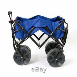 Utilitaire Utilitaire De Plage Robuste Tout-terrain Pliant Et Robuste De Mac Sports Avec Table