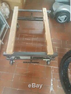 Vérin Hydraulique Robuste Pour Chariot De Table De Billard
