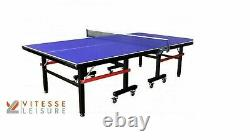 Vitesse Leisure Table Tennis Heavy Duty Pro Ping Pong Table Brand New In Box